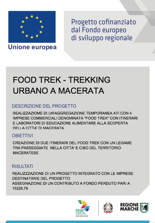 Food Treck - Trekking urbano a Macerata