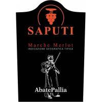 Magnum ABATE PALLIA Saputi Merlot Marche IGT vino rosso premiato