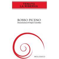 ROSSO PICENO DOC Tenuta La Riserva vino rosso biologico