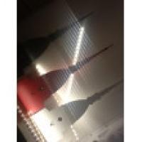 UNA MOLE di CUCU bianco orologio a cucu da parete Diamantini Domeniconi