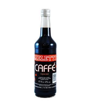 LIQUORE al CAFFE' Meletti Infusione chicchi caffè in alcol