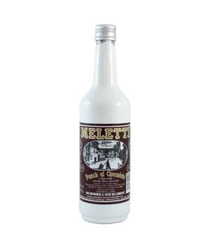 PUNCH al CIOCCOLATO Meletti Liquore cremoso gusto delicato