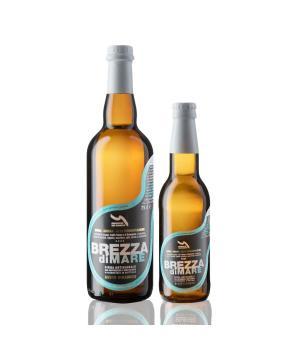 BREZZA di MARE stile GOSE birra chiara alta fermentazione Birrificio del Gomito