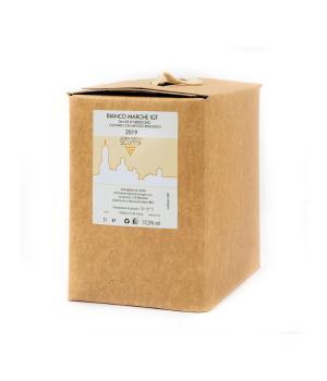 Bag in box SCUPPA Marche bianco IGT da uve Verdicchio