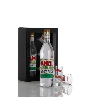 Die Varnelli OPEN GLASS Lauge + 3 Tassen