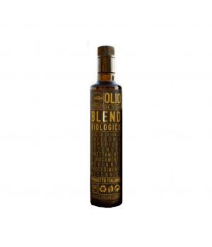 BLEND Gregori Oil Italian Organic Extra Virgin Olive Oil Superior category