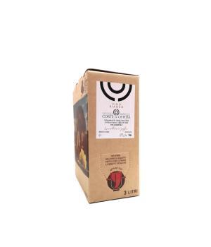 Bag in box La Corte di Offida vino bianco ottimo vino a tutto pasto