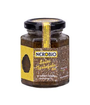 TARTUFATA di tartufo estivo bio Nerobio salsa a base tartufo e funghi