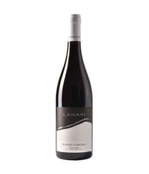 Lanari Conero DOC red wine from Marche