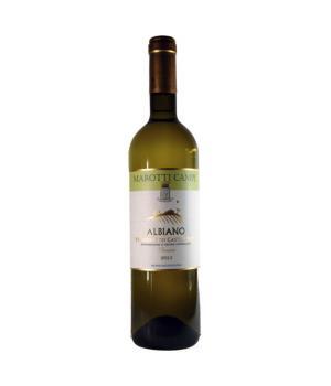 ALBIANO Vino bianco Verdicchio Jesi DOC Classico Marotti Campi