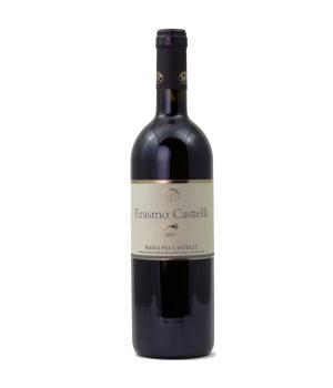 ERASMO CASTELLI Maria Pia Castelli Marche IGT vino rosso longevo