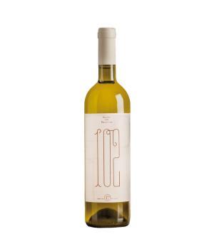 CENTODUE Organic Castrum Morisci Marche IGT Passerina unfiltered wine