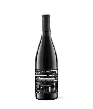 POSATO Falerio Pecorino DOC Cantina Bastianelli 1750 bottiglie numerate