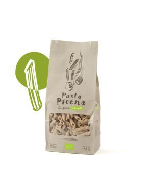 PENNE integrali Pasta Picena Semola di Grano Duro BIO