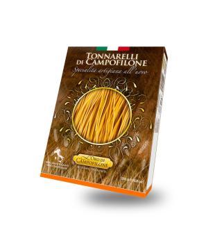 TONNARELLI Carassai Pasta all'uovo di Campofilone di alta qualità.