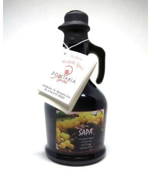 SAPA Dolciaria Marche salsa densa e sciropposa ottenuta dal mosto cotto