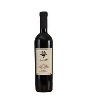 SOMMO passito Terre di Serrapetrona Marche IGT vino rosso da meditazione