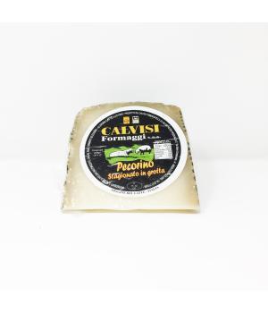 PECORINO in GROTTA Calvisi formaggio stagionato