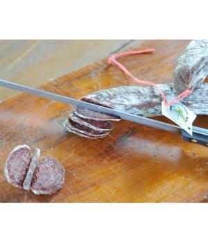 FEGATINO Funari weiche Salami mit Leber und natürlichen Aromen