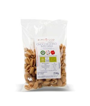 GNOCCHI di riso integrale Alma Food pasta biologica senza glutine