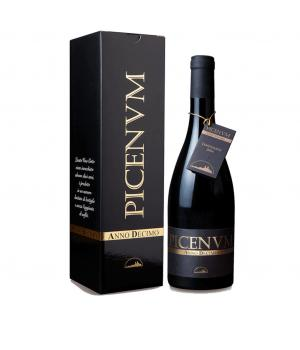 PICENUM anno DECIMO 75cl Terre San Ginesio cooked wine aged at least 10 years