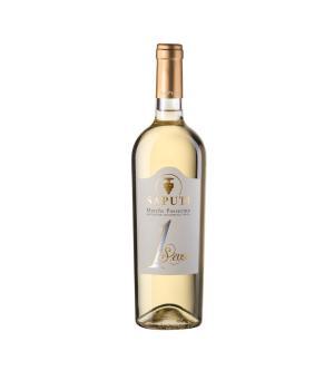 1 SENSO Marche IGT BIO vino bianco da uve passerina Saputi