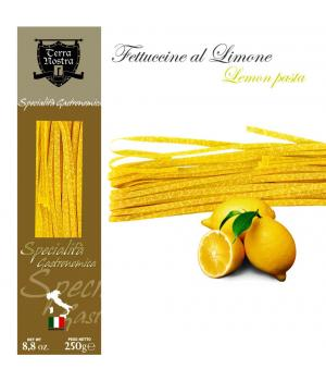 Terra Nostra FETTUCCINE with lemon flavored egg pasta