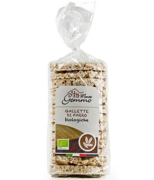 Organic Pearl Spelled Gallettas Monte Gemmo Marche farm