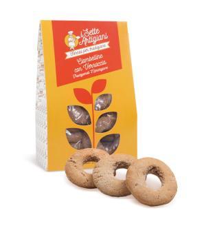 Vernaccia red wine donuts I Sette Artigiani