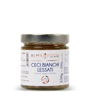 CECI BIANCHI LESSATI Alma Food cibo pronto all'uso