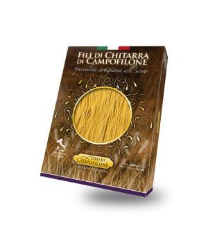 Fili di CHITARRA Campofilone Carassai pasta secca all'uovo metodo artigianale