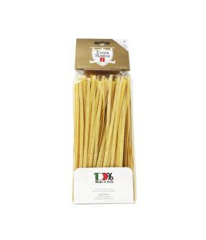 TAGLIATELLE Terra Nostra Italian handmade  artisan egg pasta.
