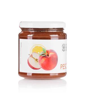 Pesche mele e limoni BIO  San Michele Arcangelo composta frutta biologica