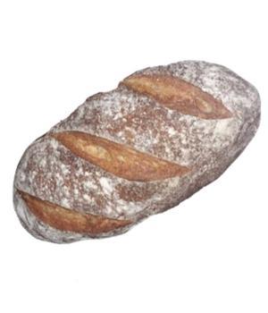 Semi-whole BREAD Forno Césola natural leavening