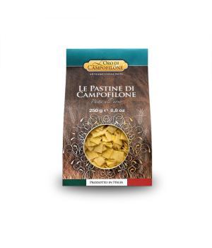 QUADRUCCI Carassai Pasta all'uovo di Campofilone di alta qualità.
