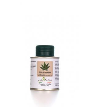 Hemp Seed Oil Cartechini mechanically extracted without refining processes