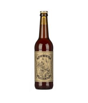 CAÑA Menoamara Amber ale di ispirazione belga birra artigianale
