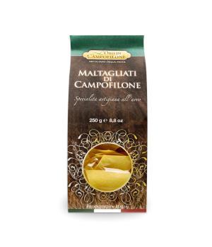 MALTAGLIATI Carassai Hochwertige Campofilone Eiernudeln.