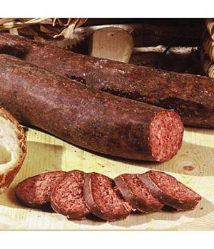 Salame MAZZAFEGATO  Antica Gastronomia Marche salame spalmabile di fegato