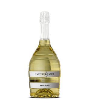 PASSERINA BRUT Velenosi vino Spumante Metodo Charmat