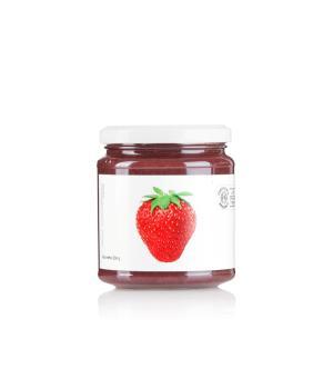Composta FRAGOLE BIO solo zucchero di frutta San Michele Arcangelo