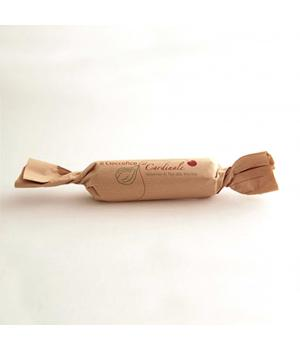 CIOCCOFICO del CARDINALE salamino di cioccolato fichi secchi e visciole