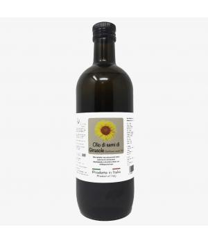 SUNFLOWER SEED OIL Mechanically extract NOT refined