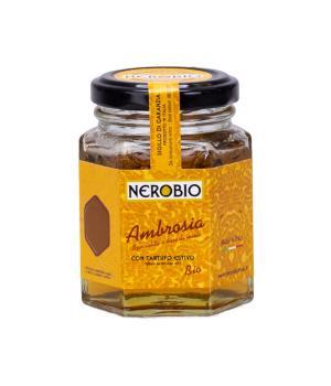AMBROSIA specialità di miele con tartufo disidratato Nerobio