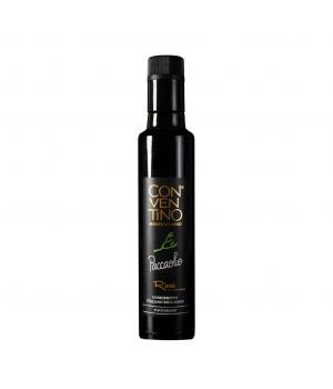 Rinci EVO oil flavored with Paccasassi organic Italian dressing