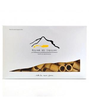 MEZZE MANICHE Italien pasta Regina Sibillini Hartweizenteigwaren aus den Bergen