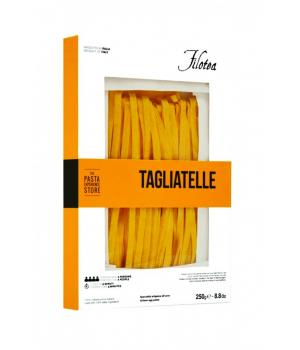 TAGLIATELLE Filotea Quality handmade egg pasta made in Italy