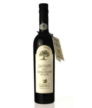 Il LAUDATO Gabrielloni Italian EVO oil of the highest quality