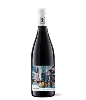 RIBELLE Falerio Pecorino DOC white wine Bastianelli cellar