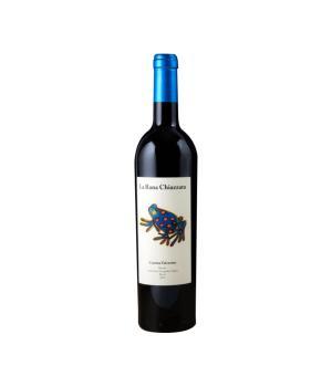 La RANA CHIAZZATA Volverino vino rosso Piceno DOC